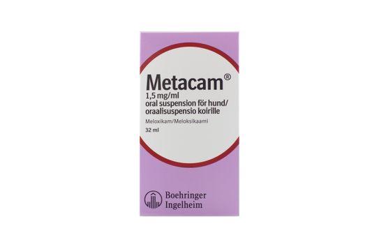 Metacam för hund Oral suspension 1,5 mg/ml 32 milliliter