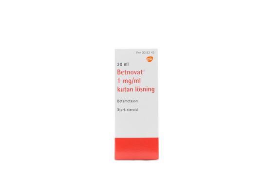 Betnovat Kutan lösning 1 mg/ml Betametason 30 milliliter