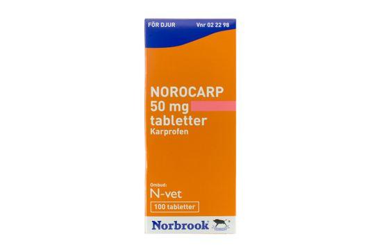 Norocarp Tablett 50 mg 100 styck