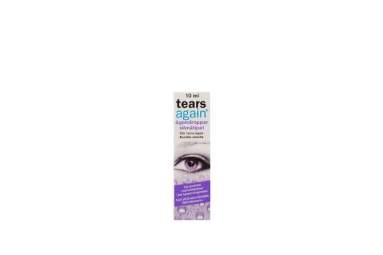 Tears Naturale Ögondroppar, lösning 3 mg/ml + 1 mg/ml 10 milliliter