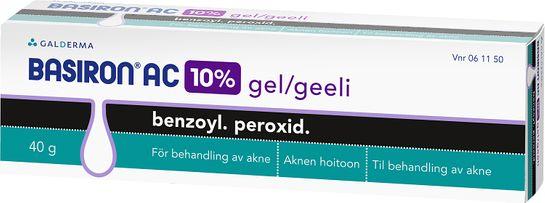 Basiron AC Gel 10 % 40 gram