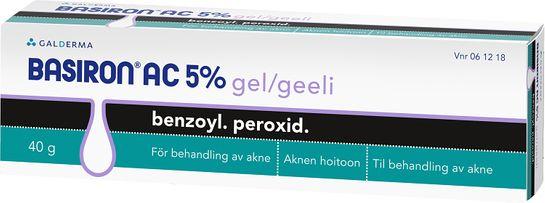 Basiron AC Gel 5 % 40 gram