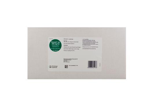 Penovet vet. Injektionsvätska, suspension 300 mg/ml 12 x 250 milliliter