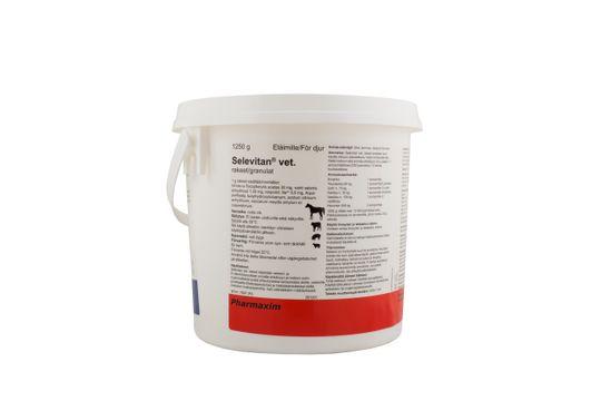 Selevitan vet. Granulat 30 mg/g+0,6 mg/g 1250 gram