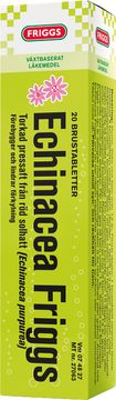 Echinacea Friggs Brustablett 20 tablett(er)