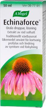Echinaforce Orala droppar, lösning 50 milliliter