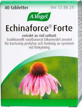Echinaforce Forte Tablett 40 tablett(er)