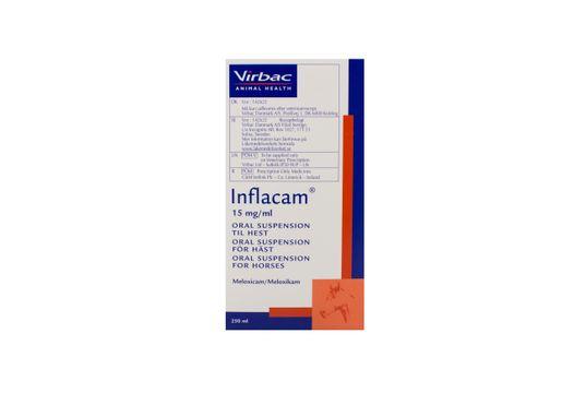 Inflacam Oral suspension 15 mg/ml 250 milliliter