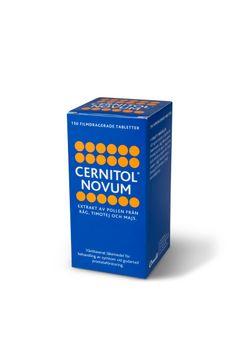 Cernitol Novum Filmdragerad tablett, 150 st