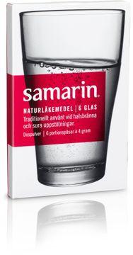 Samarin Pulver till oral lösning i dospåse 6 dospåsar