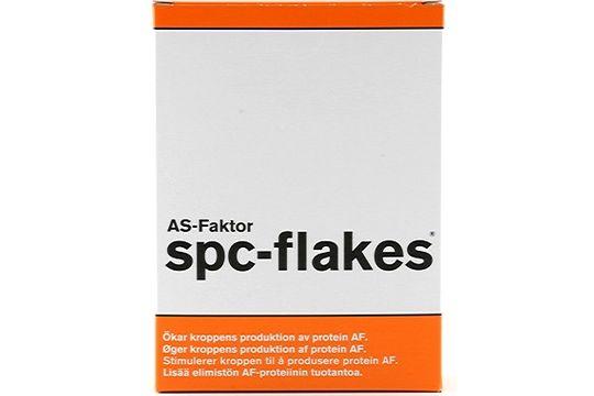 SPC-Flakes havreflingor, specialprocessade 450 gram
