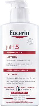 Eucerin pH5 Lotion Kroppslotion, 400 ml