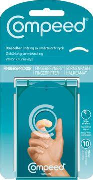 Compeed Fingersprickor Plåster, 10 st