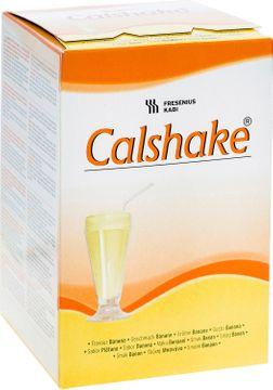 Calshake pulver, banan 7 x 87 gram