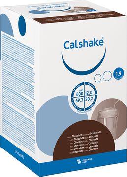 Calshake pulver, choklad 7 x 90 gram