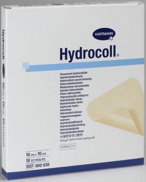 Hydrocoll platta (lm-nära), 10x10 cm 10 styck
