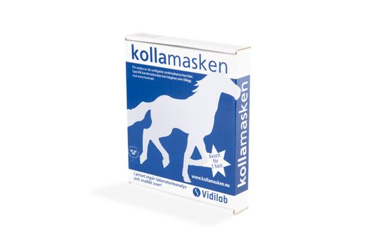 Vidilab Kollamasken Häst Avföringsprov, 1 st