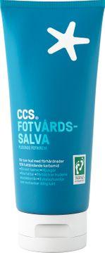 CCS Fotvårdssalva Fotsalva, 175 ml