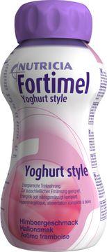 Fortimel Yoghurt Style glutenfri komplett, energirik näring, hallon 4 x 200 milliliter