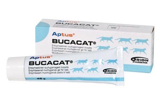 Aptus Bucacat Tandpasta Tandpasta för djur, 45 g