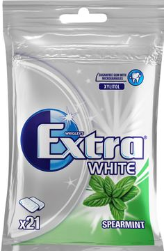 EXTRA PROFESSIONAL White Spearmint 29g