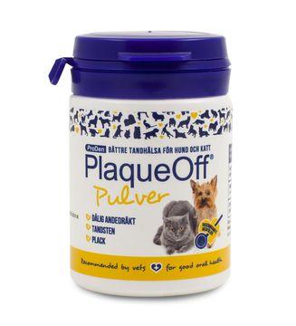 PlaqueOff Animal Algpulver Pulver, 60 g