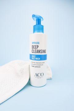 ACO Spotless Face Wash Ansiktstvätt, 200 ml