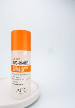 ACO Spotless Blemish Treating Moisturiser Ansiktsgel, 50 ml