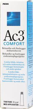 AC3 Comfort Gel Behandling av ändtarmsbesvär, 30 g