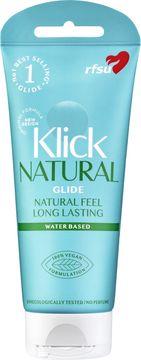 RFSU Klick Natural Glide Glidmedel, 100 ml