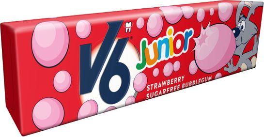 V6 Bubblegum Strawberry 22 G