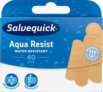Aqua Resist Mix-pack Plåster, 40 st