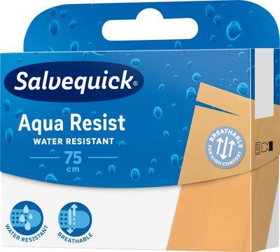 Salvequick Aqua Resist Plåster, 75 cm