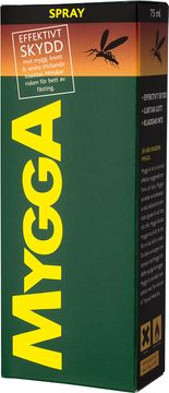 Mygga Original Spray Myggspray, 75 ml