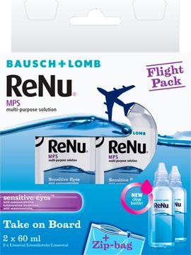 ReNu Multi-Purpose Flight Pack Linsvätska 2x60ml