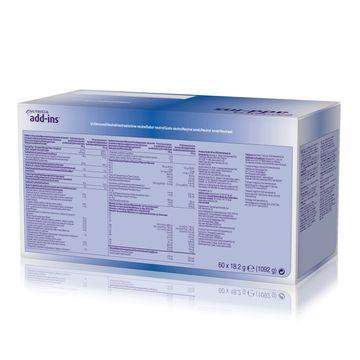 Add-ins pulver 60 x 18 gram