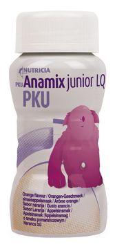 PKU Anamix Junior LQ drickfärdig, apelsin 36 x 125 milliliter