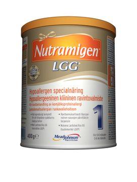 Nutramigen 1 LGG pulver 400 gram