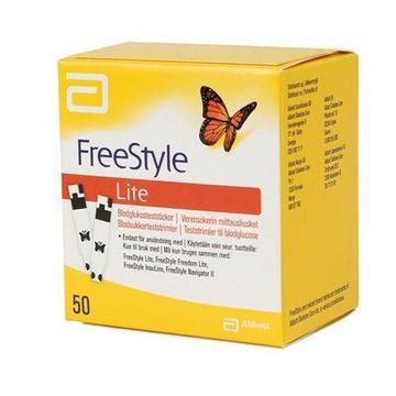 FreeStyle Lite teststickor teststicka 50 styck