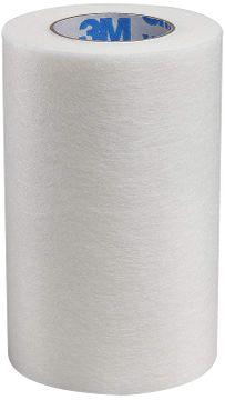 3M Micropore Kirurgtejp, vit utan hållare, 75 mm x 9 m 1530-3, 4 st