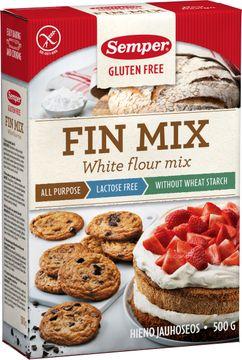 Semper Fin Mix mjölmix 500 gram