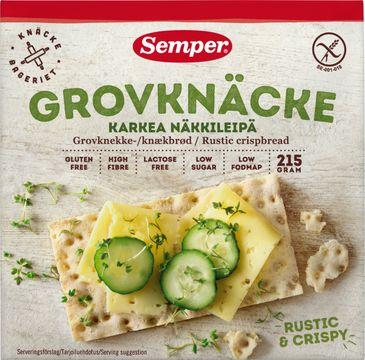 Semper Grovknäcke Semper Grovknäcke 215 gram