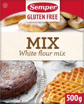 Semper Mix mjölmix 500 gram
