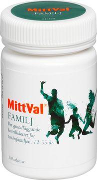 MittVal Familj Tablett, 100 st