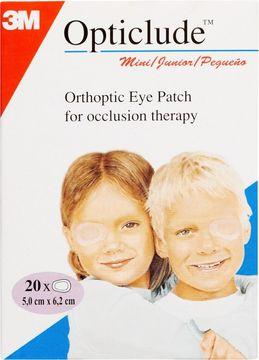 Opticlude Ögonförband Junior Ögonförband för barn, 20 st