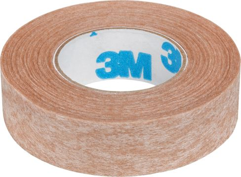 3M Micropore Kirurgtejp, brun utan hållare, 12 mm x 9 m, 24 st