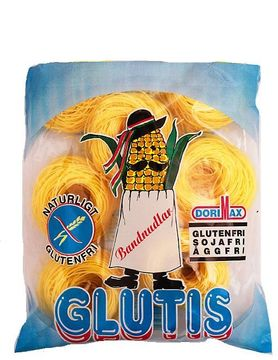 Glutis Pasta glutenfri pasta, bandnudlar 200 gram