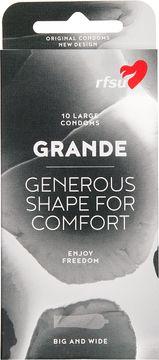 RFSU Grande kondomer Kondom, 10 st