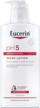 Eucerin Wash Lotion Duschtvål parfymfri, 400 ml