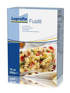 Loprofin Pasta pasta, spiralmakaroner 500 gram